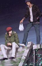 El policía y el yakuza se enamoran[AoKaga] by fumekay