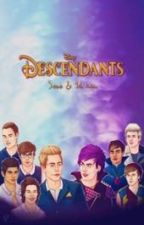 ON HOLD: Disney Descendants: 5SOS & 1D A.U by Sirwie