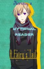 A Fairy's Tail (Norway x Mythical Reader) by QueenOfLegos