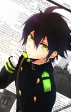 Yuichiro X Reader by princess3thereal