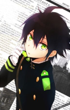 Yuichiro X Reader by princess3thereal