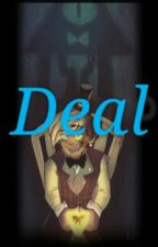 'Deal' Bill Cipher x reader by no_demons_here