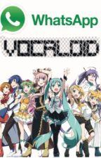 WhatsApp Vocaloid. by YuukieMoony