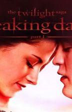 Twilight breaking dawn part1 by joeyisawesomLOLZ