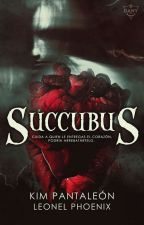 Succubus by KimPantaleon