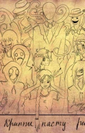 Как я Крипипасту рисовала.
