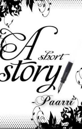 Random Short Stories!(#YourStoryIndia) by paarri25