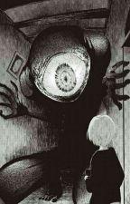Donde los monstruos viven. by kgtrumanback