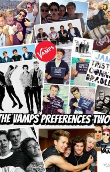 The Vamps Preferences TWO