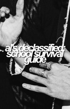 al's declassified: school survival guide - bABY DRAKE IS MY SPIRIT