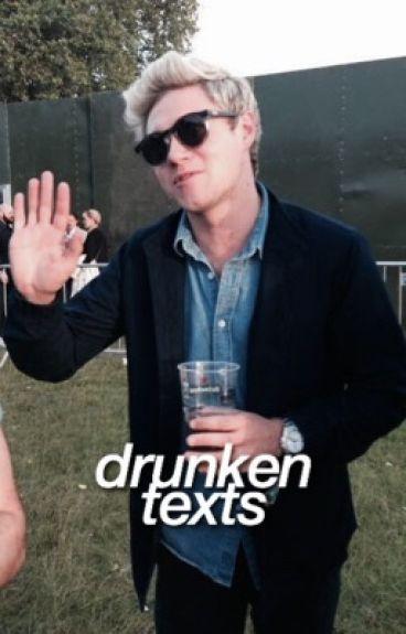 drunken texts ↬ narry