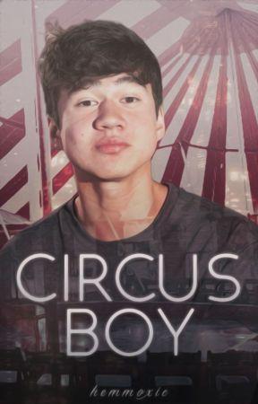 Circus Boy ✿ c.h by hemmoxic
