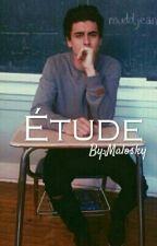 Étude || Jack Gilinsky by Malosky