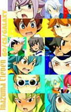 Inazuma Eleven/Go/CS/Galaxy x Reader ^_^  by K-POP_Trasheu