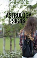 Astrology Signs by twinkie1