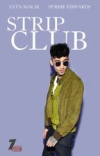 Strip Club • Zerrie by The_Zerrie_Feels