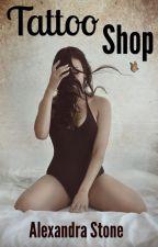 Tattoo Shop by brunette_21