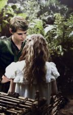 OUAT: Never Happy, Ever After - Peter Pan and Wendy Darling by BlueSilhouette