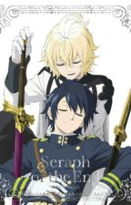 Shipping no Seraph by A_Puppet