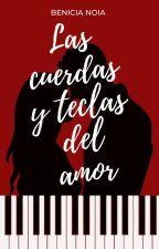 Las cuerdas y teclas del amor © #TWG by Valentina-Asanta
