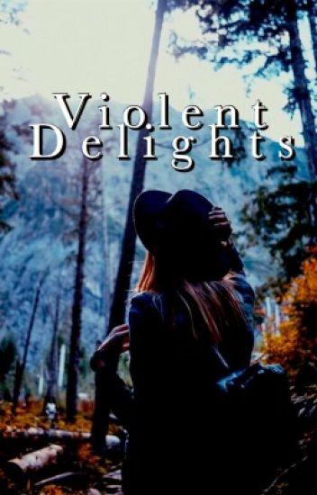 Violent Delights | Oliver Queen [1]