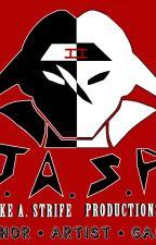 Blog, Art, & Upcoming Releases Info by JakeAshStrife