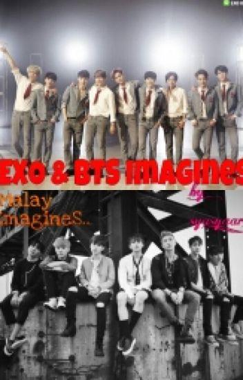 ♥EXO & BTS iMaGiNeS♥