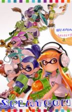 Splatoon: Splash of a Different Color (Discontinued) by PrincessCutie2