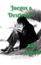 Juegos a Destiempo (Severus Snape) by Ivy891