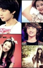 LOVE KO! LOOK AT ME<3 (One-shot story) by unforgettablemisery