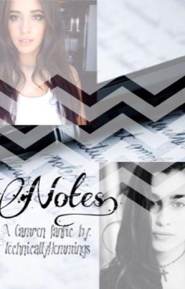 Notes (Camren)