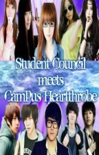 Student Council meets Campus Heartthrob [On-Hold] by ChunyangKelsih