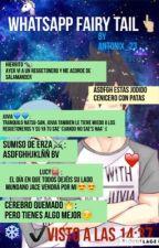 Whatsapp Fairy Tail by Antonix_23