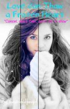 Love can Thaw a Frozen Heart (Henry Danger/Frozen fanfic) by Theatrekidfangirl