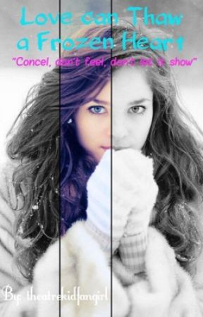 Love can Thaw a Frozen Heart (Henry Danger/Frozen fanfic) **COMPLETED** by Theatrekidfangirl