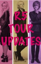 R5 Tour Updates by r5_official