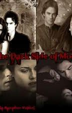The dark side of The moon Damon E Bella by SamiraSereiaPayne