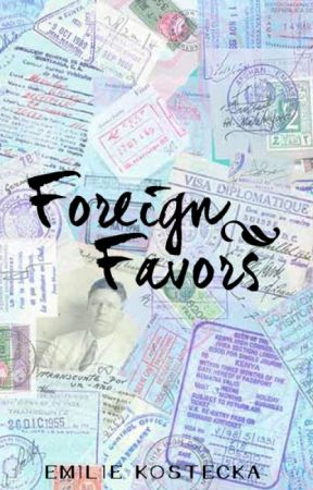 Foreign Favors by ursa-maj0r