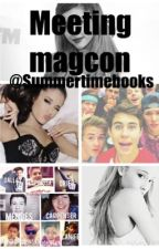 Meeting magcon (magcon fanfic ) by summertimebook