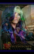 Descendants (Jay Love Story) by Mindless_Girl217