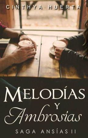 Melodías y Ambrosías [Saga Poesías 2] [COMPLETA] by Nozomi7