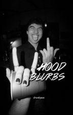 hood blurbs || c.t.h by pretzelukey