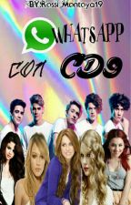 WHATSAPP CON CD9 ~CD9 Y TN~ by Rossi_Montoya19