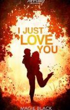 Simplemente te amo (Edición) by MagieBlack