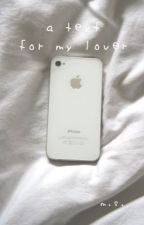 a text for my lover by mbalireads