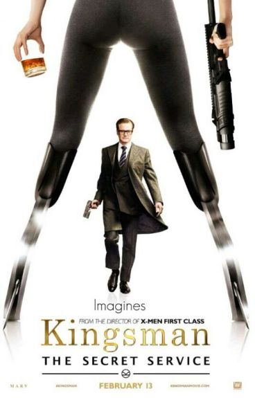 Kingsman: The Secret Sevice imagines