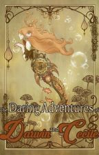 The Daring Adventures of Darwin and Cecile by krazydiamond
