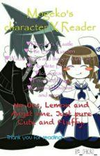 Mogeko's character X Reader by alisaki_san