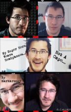 My Hero Wears Headphones... Not A Cape... (XReader) by Mark_Fischbach