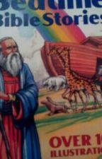 Bible stories by lancematthewcapacete